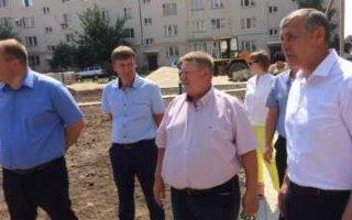 Н. Панков: Нельзя допустить повторения ситуации со сквером у СОШ №13