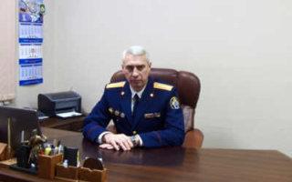 Новый руководительСледственного комитета поСаратовской области