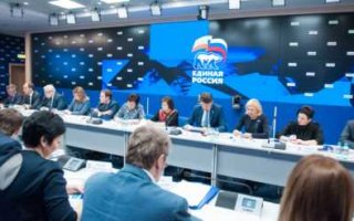 """""""Единая Россия"""" вводит цензуру для своих разболтавшихся членов"""