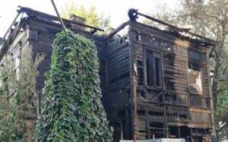 В Саратове сжигают дома вместе с людьми