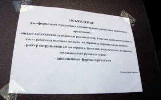 Саратовские чиновники никак не могут определиться с пропускным режимом