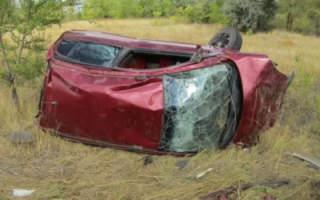 Угнанный автомобиль обнаружили в Пугачевском районе