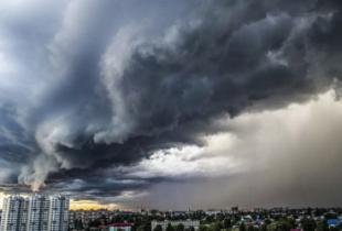 В Саратовской области ожидается торнадо