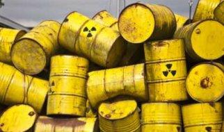 «РосРАО». Бочки с радиоактивными отходами под открытым небом в Татищеве
