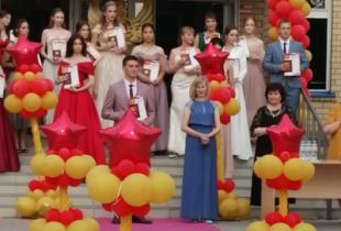 В школах Пугачевского района прошли выпускные вечера