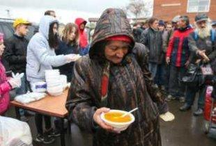 Чиновники в России имитируют борьбу с бедностью