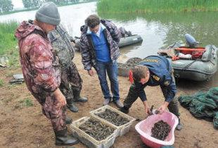 В окрестностях Варваровки задержали двух ранее судимых браконьеров