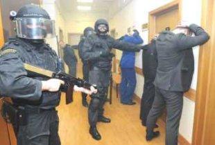 В Москве идет крупнейшая операция ФСБ