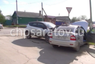 В ДТП на Ермощенко пострадал пенсионер