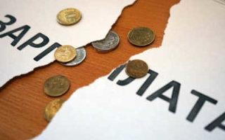 За месяц долги по зарплатам в России выросли на 15%