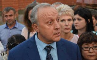 В Саратове митингующие потребовали отставки Радаева