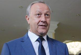 """Радаев обогатил русский язык словом """"акробатисты"""""""