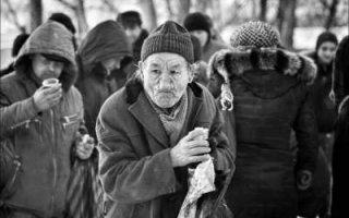 Население страны пожирает нищета