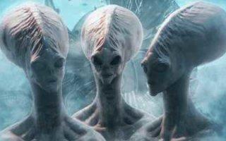 Потомки инопланетян