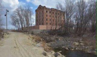 Старая мельница Луки Волковойнова