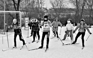 Стреляющие лыжники