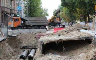 Массовые нарушения и бардак на проспекте Кирова