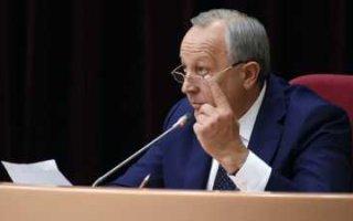 Радаев с раздражением отреагировал на замечания депутатов