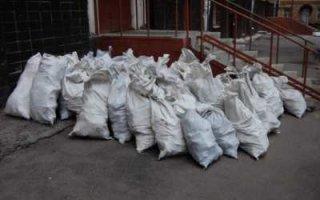 В Госдуме предложили отнести строительный мусор к коммунальным отходам