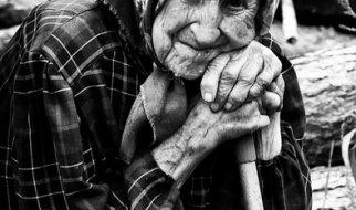 Почему у старости глаза печали?