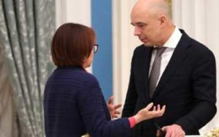 Почему президент не отправляет в отставку Силуанова и Набиуллину