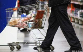 В марте ускорится рост цен на продукты