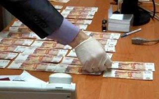 Очередному чиновнику предъявлено обвинение в получении взятки