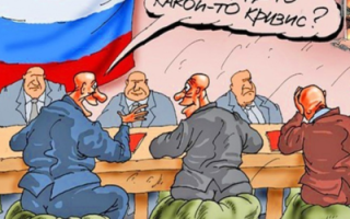 Кризис многим открыл глаза на то, что из себя представляет российская власть