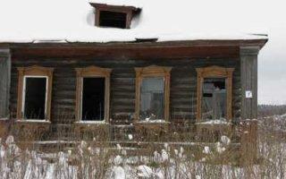 В области сократилось число сельских жителей