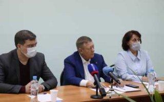 В Пугачеве будет создан консультационный медицинский центр для школьников и учителей