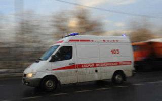 ДТП в Пугачеве. Трехлетний ребенок в больнице