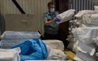 Нуждающимся россиянам хотят передавать часть задержанных таможней товаров