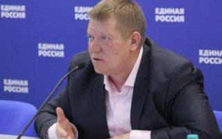 Депутат Госдумы Н. Панков развеял слухи о своих претензиях на губернаторское кресло