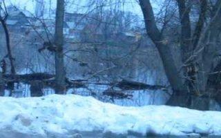 Район готовится к пропуску талых вод