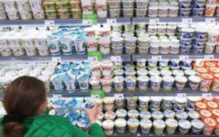 Правительство отказалось сдерживать цены напродукты питания