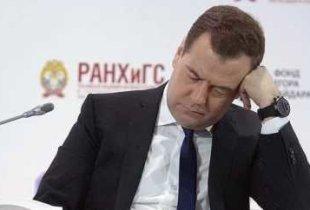 Следующим президентом снова станет Медведев?