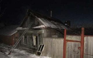 Смертельный пожар в Пугачеве