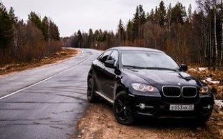 Дело об угнанном BMW