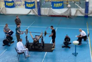 Первенство по пауэрлифтингу на призы депутата Малетина