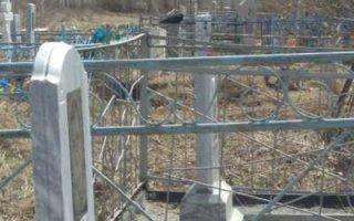 Жителей области начали штрафовать за посещение кладбищ