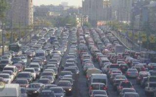 В соцсетях призывают автомобилистов к акции протеста