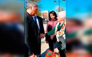 Пенсионерка высказала Володину всё, что думает о нынешней власти