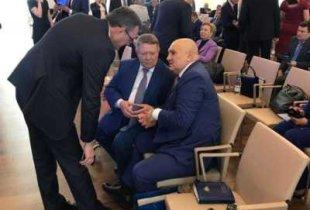 Н. Панков подвел итоги встречи депутатов с Д. Медведевым и членами Правительства