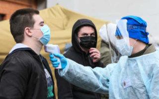 Вторая волна коронавирусной инфекции в России начнется с октября