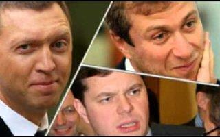 Российские олигархи за месяц стали богаче почти на 17 миллиардов