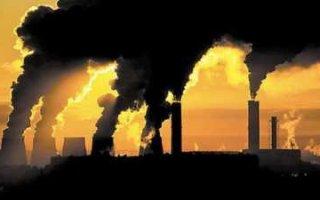 В области зафиксирован резкий рост выбросов в атмосферу загрязняющих веществ