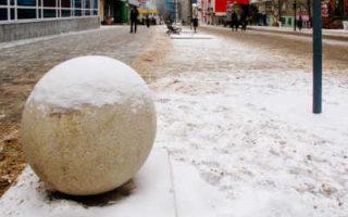 В область вернутся снегопады