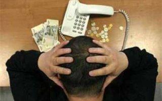 За четыре года количество россиян-должников увеличилось в два раза
