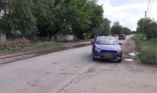 """""""Лада Веста"""" сбила подростка в Пугачеве"""