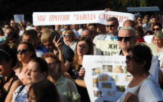На митинге в Саратове потребовали отставки Радаева и пригрозили перекрыть дороги